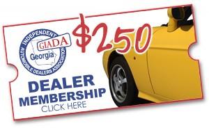giada dealer membership