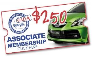 giada associate membership